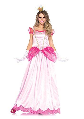 lassische Pink Princess Kostüm, Größe Small (EUR 36) ()