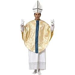 Disfraz de obispo adulto. Talla 50/52.
