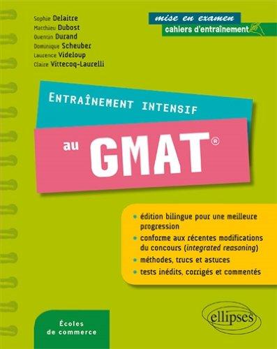 Cahiers d'Entraînement Intensif au GMAT®
