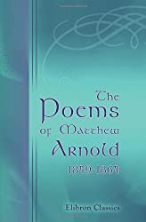 The Poems of Matthew Arnold