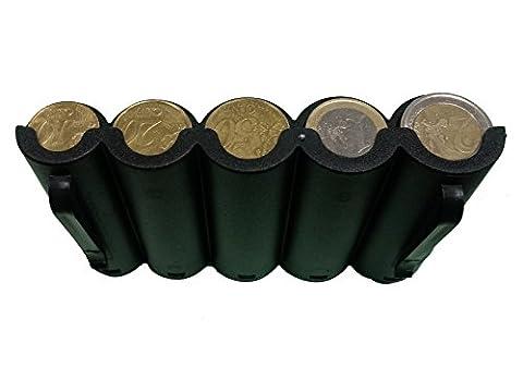 Monnayeur 5 pièces euro en PVC idéal