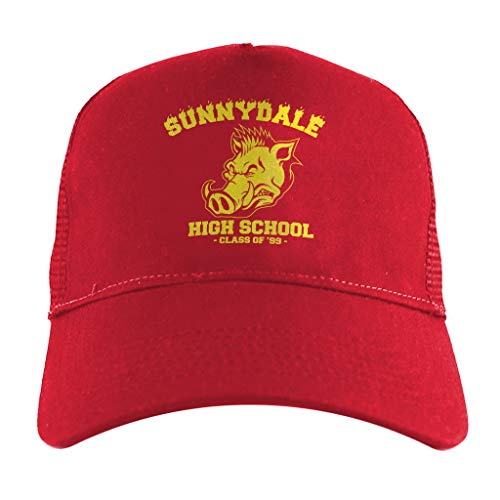 Cloud City 7 Buffy Inspired Sunnydale High School, Trucker - High School Vampir Kostüm