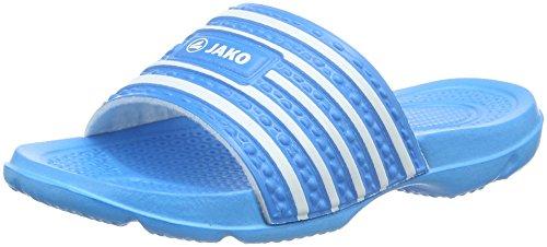 Jako Jakolette II - Ciabatte da doccia e da mare bambino , colore blu (blau/weiss), taglia 29