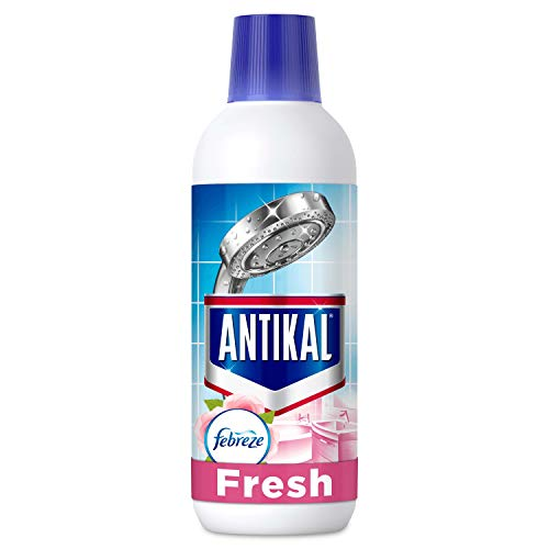 Antikal - Fresh Anti-Calcaire Liquide 500 ml - Lot de 3
