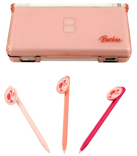Barbie NDSL Crystal Case Set