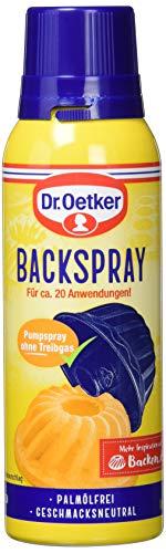 Dr. Oetker Backspray, 3er Pack (3 x 125 g)