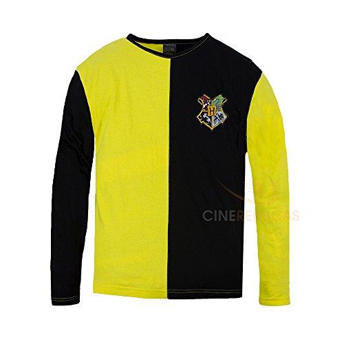 Cinereplicas Camiseta Harry Potter - Estilo Triwizard y Quidditch - Oficial