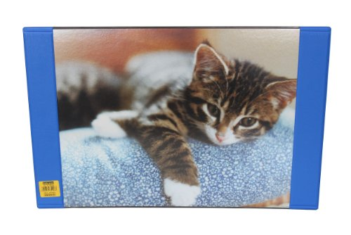 Idena 350108 - Schreibunterlage Katze