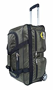Outdoor Gear Ballistic Nylon 24 inch Large Wheeled Holdall Bag