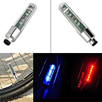 Qewmsg Bicycle Wheel Lamp Practical Bike Equippment Accessories Fashion Style