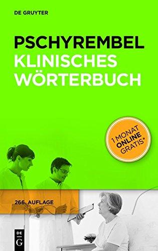 Pschyrembel Klinisches Wörterbuch (2015)