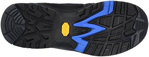 Jack Wolfskin Crosswind Wt Texapore Mid M, Chaussures de Randonnée Hautes Homme Gris (Brilliant Blue 1152)