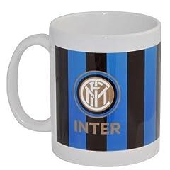 Idea Regalo - Giemme articoli promozionali - Tazza Mug Ceramica Scritte Inter Prodotto Ufficiale Idea Calcio Regalo 2Mod
