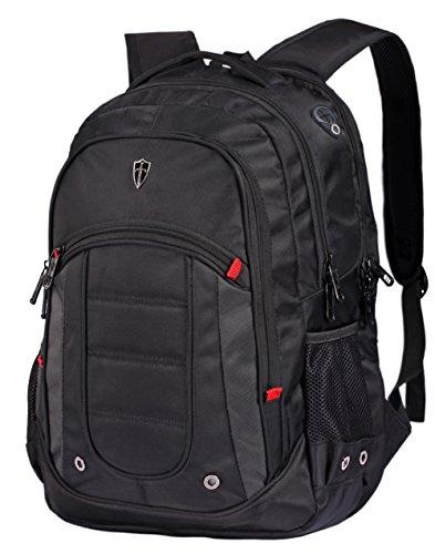 Victoriatourist V6060 Laptop Backpack College Rucksack Business Bag with 2 Laptop Tablet...