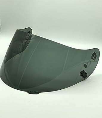 HJC casque visier pinlock-ready (Noire) smoke HJ-09 / AC-12, CL-15, CL-16, CL-SP, CS-R1, CS-R2, FS-10, FS-15, FG-15, IS-16, CL-17