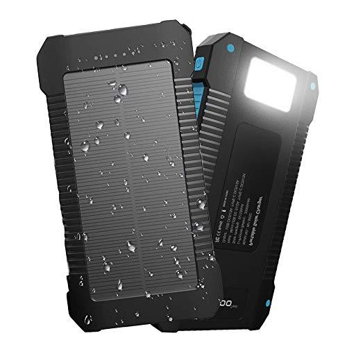 Innoo Tech Cargador Solar 20000mAh