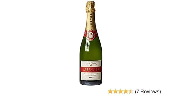 Rørig Mercier Brut Champagne Non Vintage, 75 cl: Amazon.co.uk: Grocery GW-93
