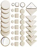Best Chair Sliders - 40 Pack Combo Self Stick Furniture Glider For Review