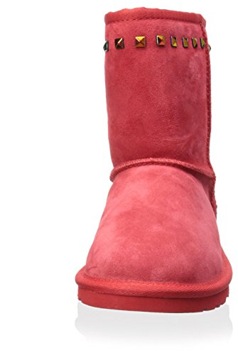 Ugg Australia Classic Stud Daim Botte d'hiver Hibiscus