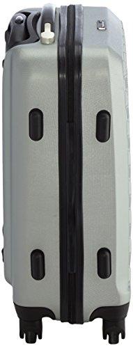 Packenger Boardcase Steel M (40L) in Silber - 3