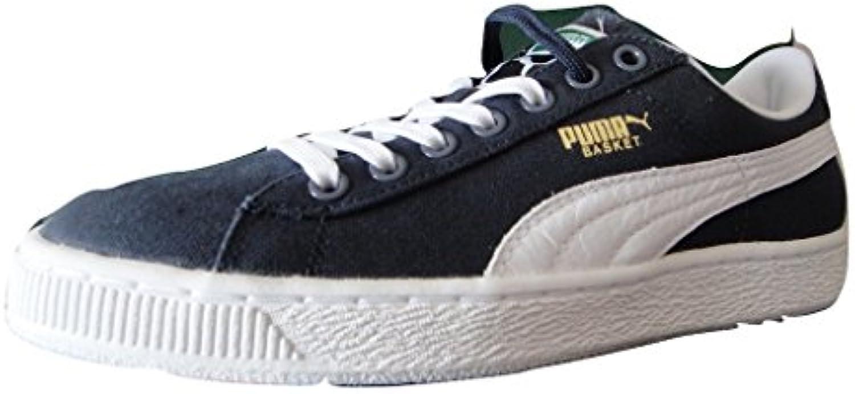 Puma Basket Classic Canvas Herren Sneaker 355759 01 Sneakers Schuhe