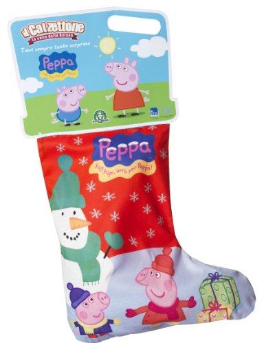 Giochi preziosi - calzettone peppa pig