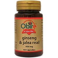 Ginseng + Royal Jelly 600 Mg. 60 Gelatinekapseln. - L 'énergie und die Vitalität, dass unser Körper braucht- preisvergleich bei billige-tabletten.eu