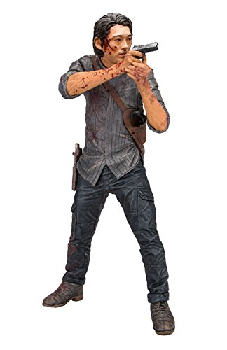 Walking Dead, Deluxe-Aktionsfigur, TV-Glenn, Legacy-Edition, 25,4 cm, Modell 14719 (Walking Dead Deluxe)