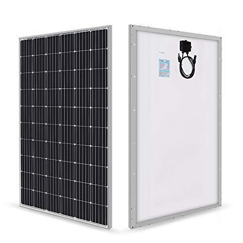 Renogy 280W 24V Solarmodul Solarenergie für Solarsystem, Caravan und Wohnmobil, Hause