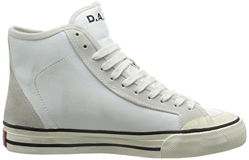 D.a.t.e. BLENDER Sneakers Donna Bianco