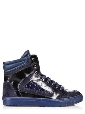 Versace shoe (M-03-Sc-31677) - 6(UK) / 39(IT) / 39(EU) - blue