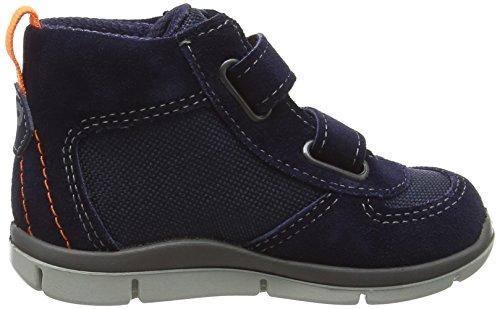 Ricosta Jungen Rory Hohe Sneakers Blue (Nautic/Ozean 178)