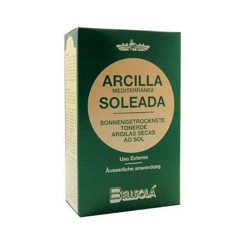 Arcilla Verde Soleada Uso Interno 300 gr Bellsola