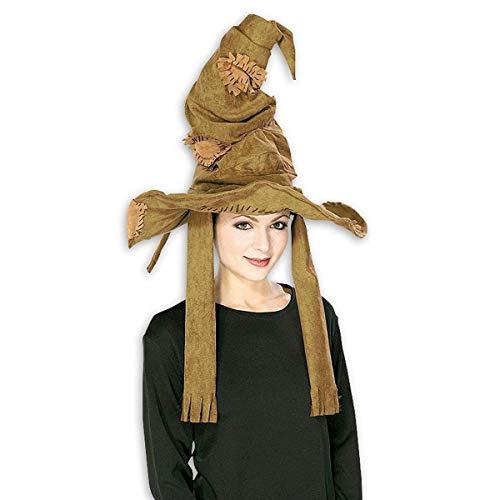 Harry Potter - Sprechender Hut, passend für Jugendliche & Erwachsene (Hut Potter Harry)