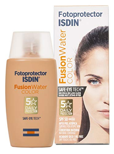 Fotoprotector ISDIN Fusion Water Color SPF 50 - 50ml