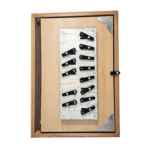 Shruti-Box, handgefertigt, professionelle Qualität, mit Tasche, hergestellt von ausgezeichnet indischen Kunsthandwerkern