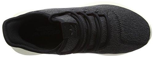 adidas Damen Tubular Shadow Gymnastikschuhe Schwarz (Core Black/core Black/off White)