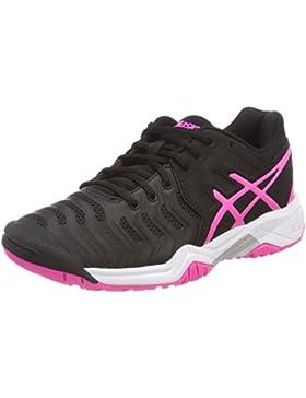 Asics Gel-Resolution 7 GS, Zapatillas de Tenis Unisex Niños