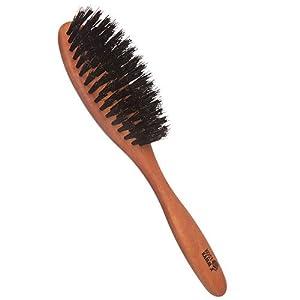 Kost Kamm Haarbürste, Buche gewachst oval