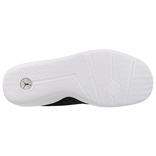 Nike Mens Eclipse Chukka Textile Trainers Anthrazit (Anthracite/White/Black)