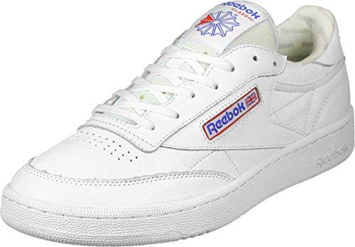 Rosso Chaussures Solide Grige Blu Lgh Vitale bianco C Prml Running Reebok Club Così De Multicolore Homme 85 wUxqaI