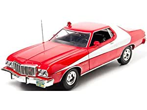 greenlight collectibles 12855 v hicule miniature ford gran torino starsky et hutch. Black Bedroom Furniture Sets. Home Design Ideas