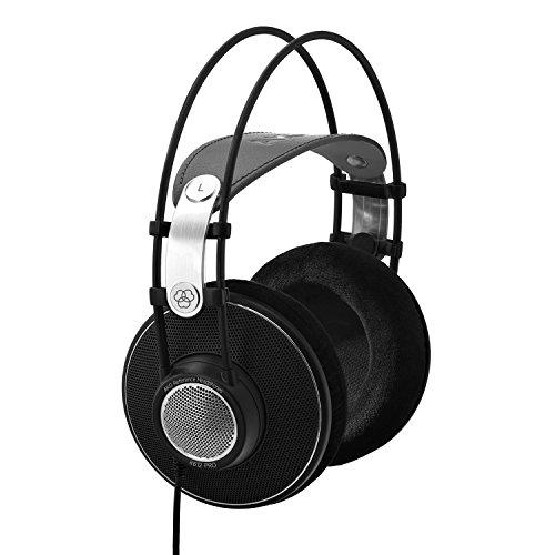 אוזניות ! AKG K612PRO Reference Open-Back, Over-Ear Studio Headphones