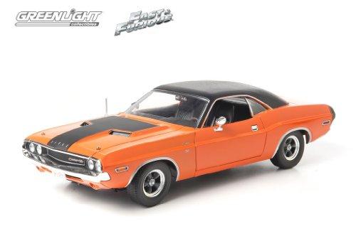 2fast-2-furious-1970-dodge-challenger-118-scale-orange