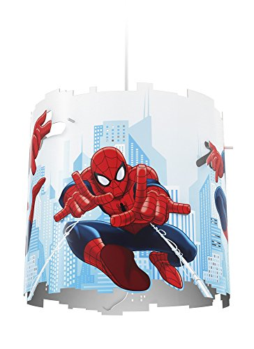 philips-marvel-spider-man-childrens-ceiling-pendant-lightshade