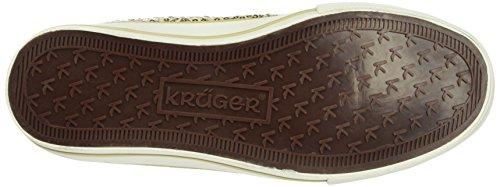 Krüger Madl Sneaker Miracle, Baskets hautes femme Or - Gold (gold 12)