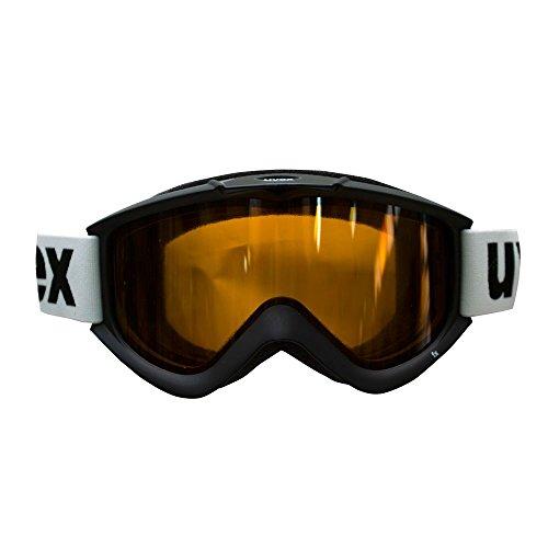UVEX MASCHERA FX BLACK