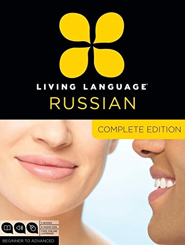 Living Language Russian, Complete Edition (Living Language Complete Courses)