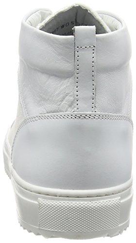Antony Morato Sneaker Alta Herren High-Top Weiß (1000 BIANCO)