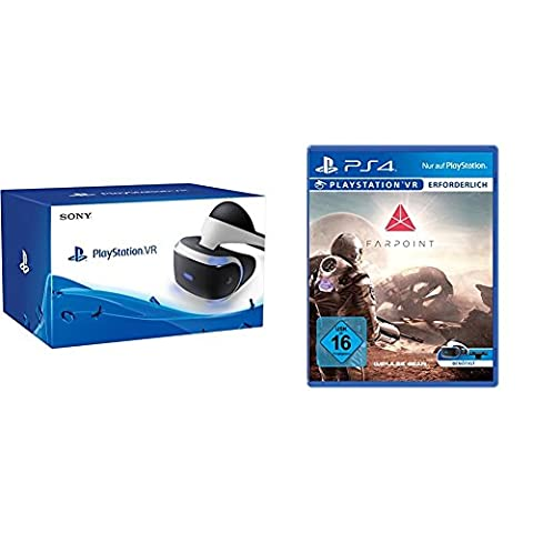 PlayStation VR + Farpoint VR (Playstation Kosten)